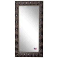 Rayne Mirrors Jovie Jane Feathered Floor Mirror & Reviews ...