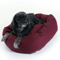 Majestic Pet Bagel Donut Dog Bed & Reviews | Wayfair