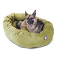 Majestic Pet Bagel Dog Bed & Reviews | Wayfair