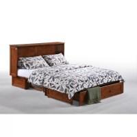 Night & Day Queen Murphy Cabinet Bed & Reviews | Wayfair
