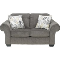 Signature Design by Ashley Makonnen Loveseat & Reviews
