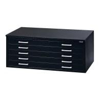 Mayline C-Files 5-Drawer Flat Filing Cabinet   Wayfair