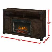 Muskoka Hudson Media Electric Fireplace & Reviews | Wayfair