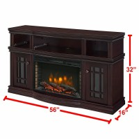Muskoka Sutton Media Electric Fireplace & Reviews | Wayfair.ca