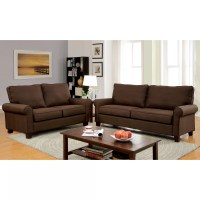 Hokku Designs Attron Modern Modular Loveseat & Reviews ...