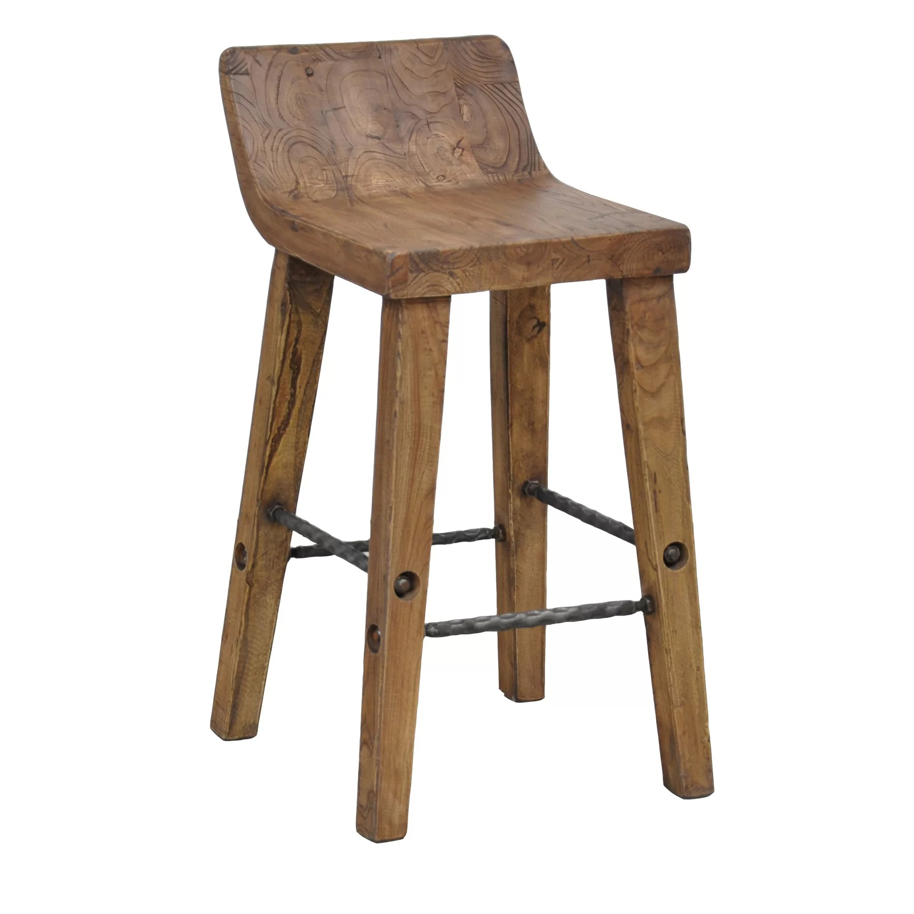 Bar And Stools For Home Kosas Home 24 Quot Bar Stool And Reviews Wayfair