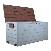 Thy-Hom Cadenas 73 Gallon Patio Storage Box & Reviews ...