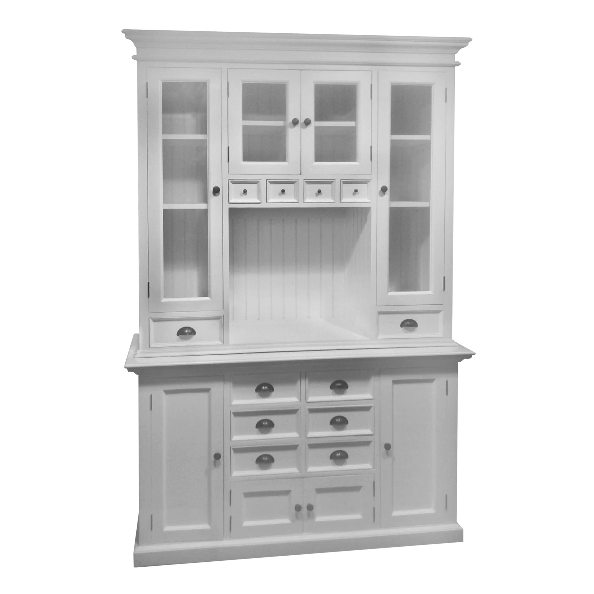Kitchen Cabinet China Novasolo Halifax Kitchen China Cabinet And Reviews Wayfair