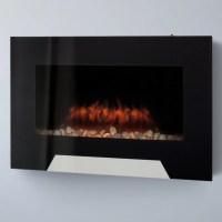 CorLiving Wall Mount Electric Fireplace & Reviews | Wayfair