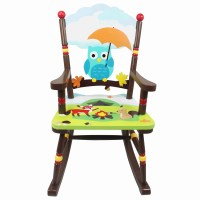 Fantasy Fields Enchanted Woodland Kids Rocking Chair ...