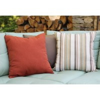 AE Outdoor Dawson 7 Piece Sectional with Cushions ...