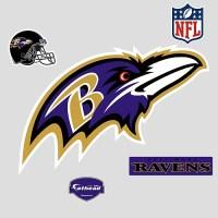 Fathead NFL Logo Wall Decal & Reviews   Wayfair
