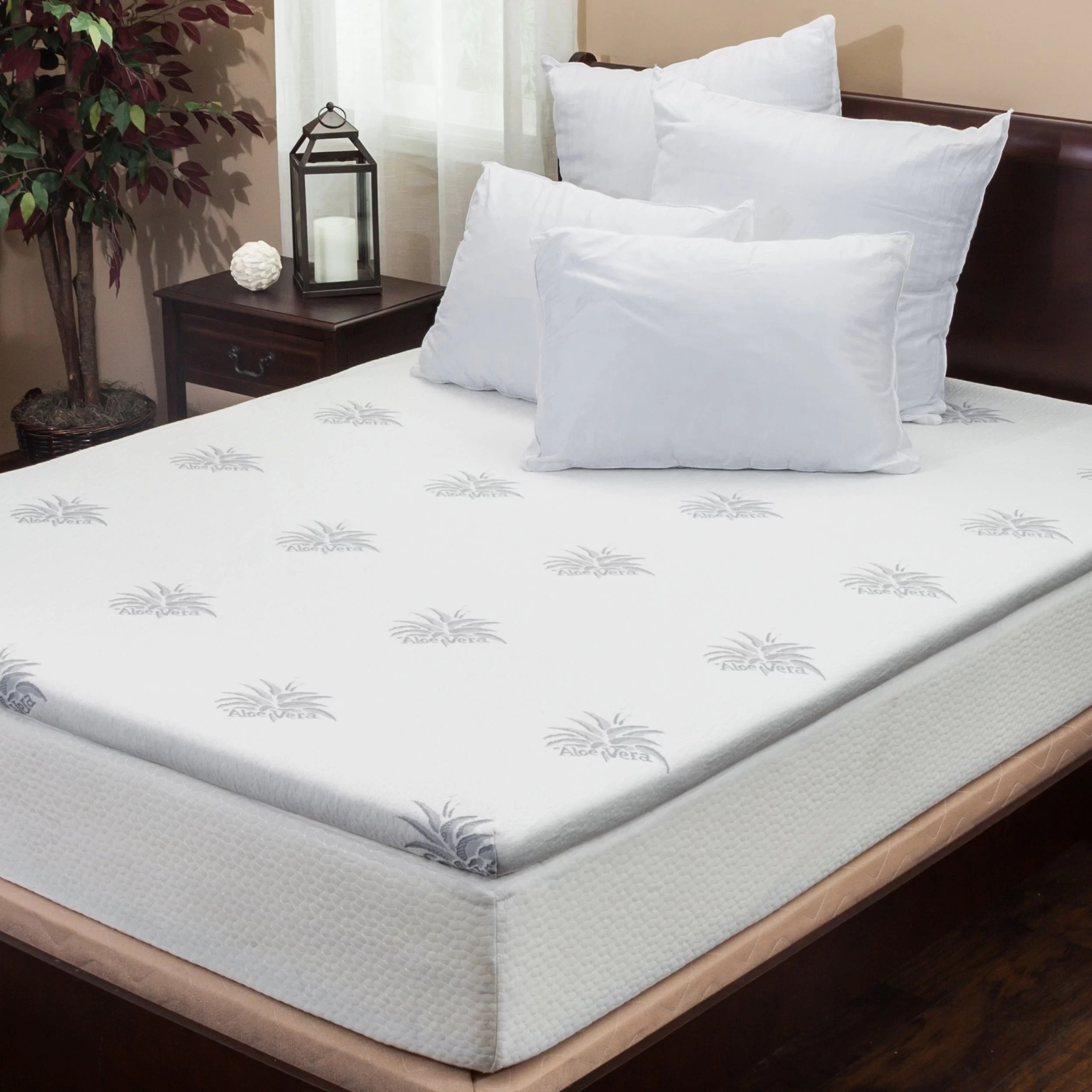 Buy Mattress Topper Home Loft Concepts Gel Memory Foam Mattress Topper
