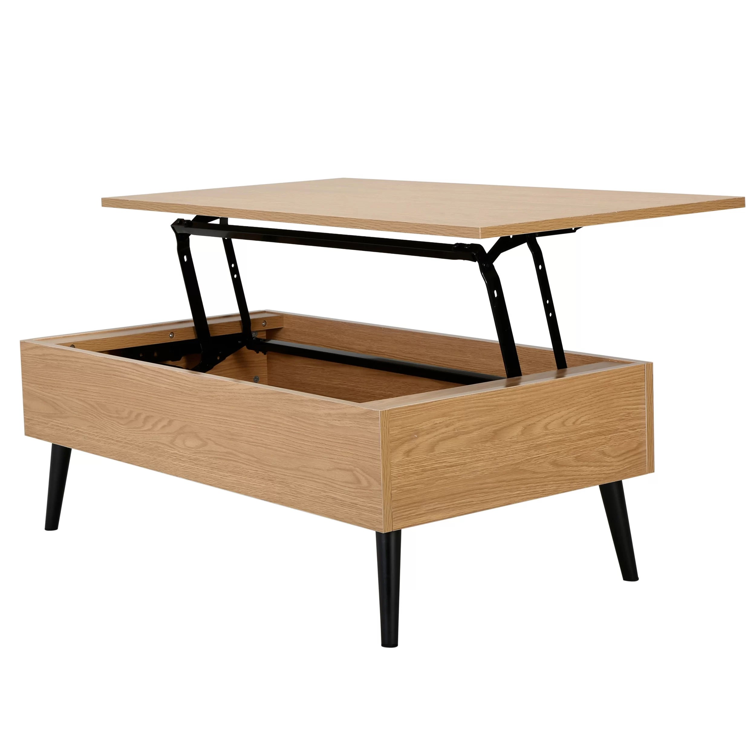Top Lift Coffee Table Home Loft Concepts Henry Coffee Table With Lift Top