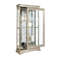 Pulaski Lyon Curio Cabinet & Reviews | Wayfair