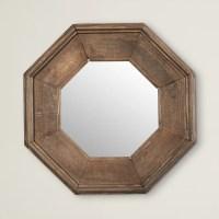 Three Posts Octagon Mirror & Reviews | Wayfair