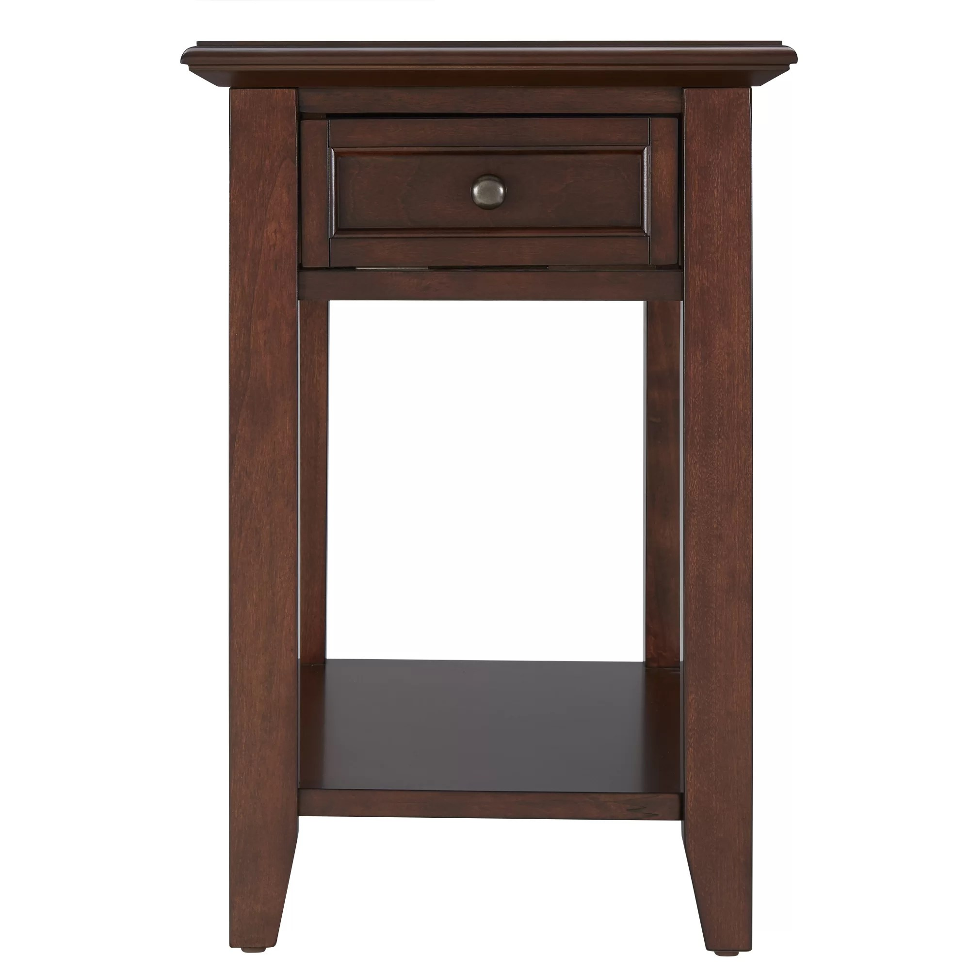 Finish Tables Three Posts Ellicott End Table And Reviews Wayfair