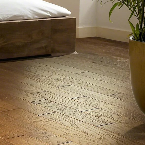 Forest Valley Flooring 5quot Engineered Hickory Hardwood