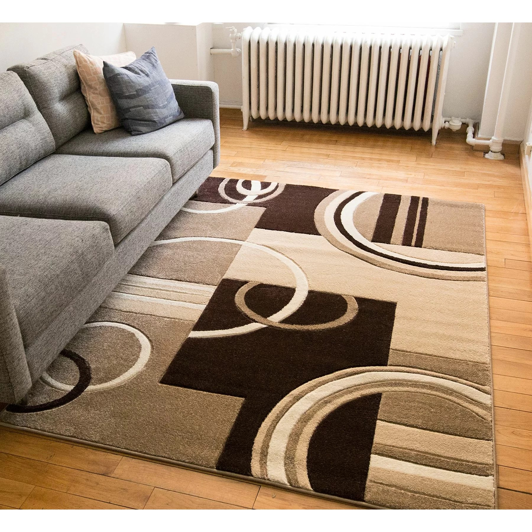 Contemporary Area Rugs Well Woven Ruby Galaxy Waves Contemporary Area Rug