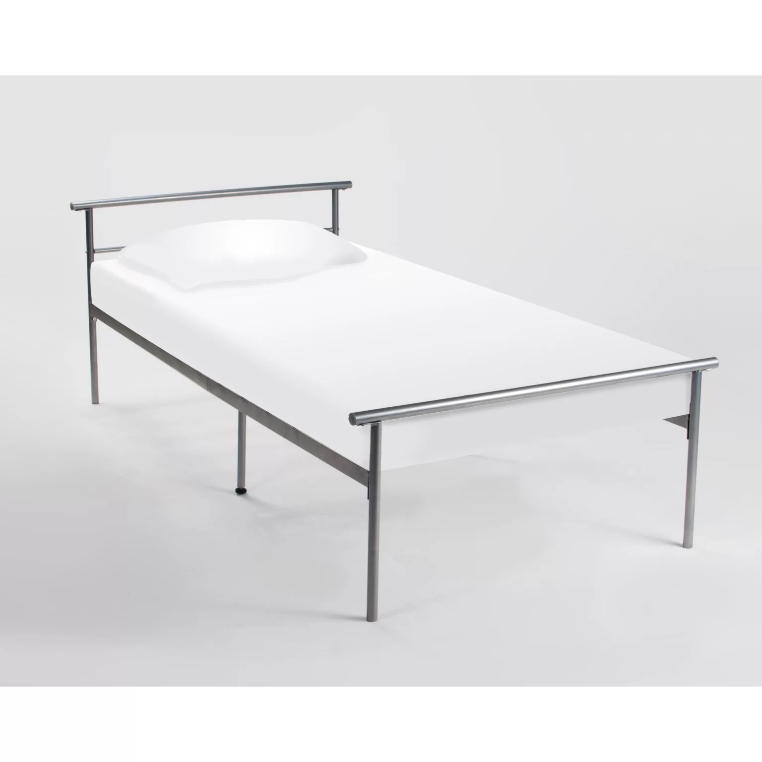 Box Bed Frame All Home Bed In A Box Bed Frame And Reviews Wayfair Uk