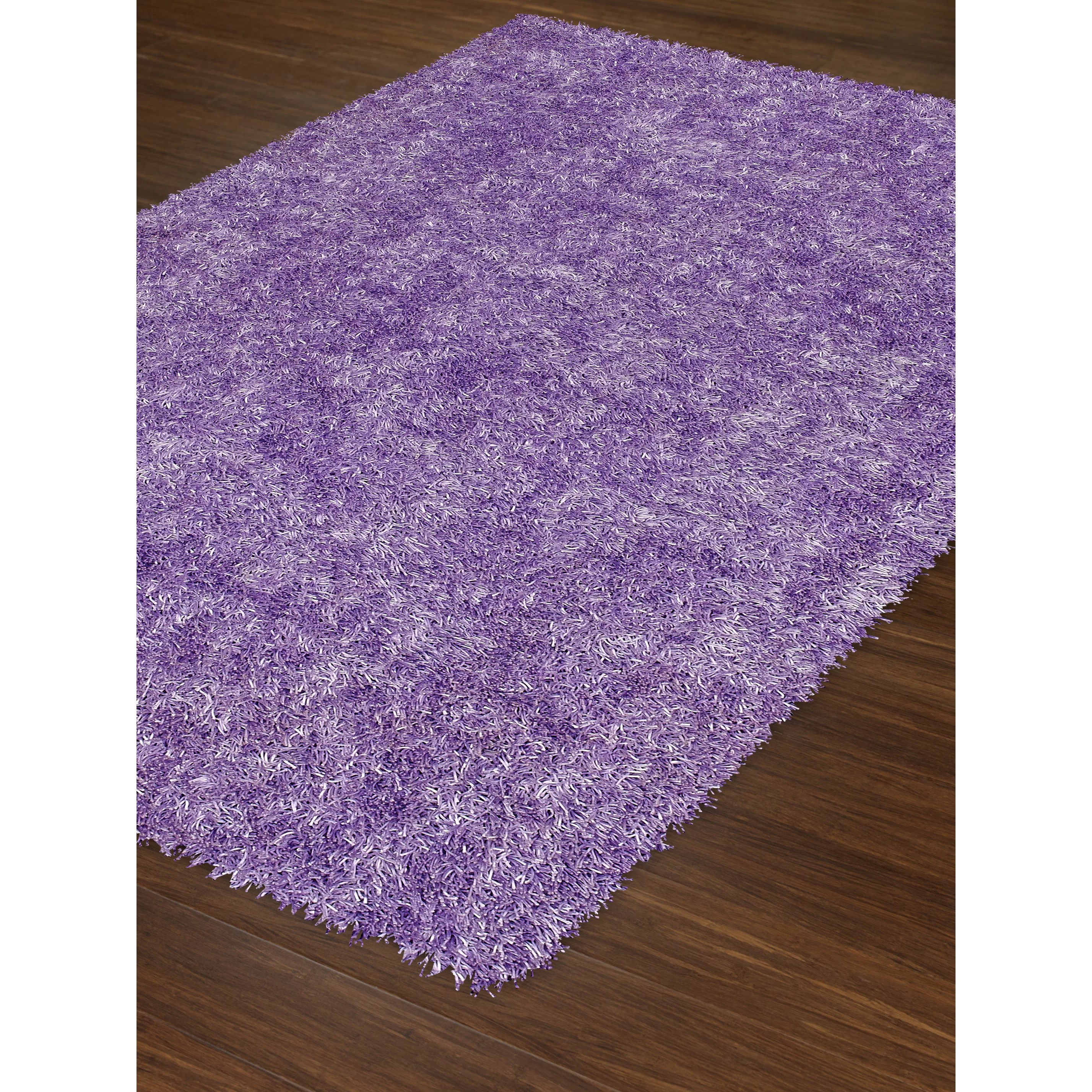Bright Rugs Dalyn Rug Co Bright Lights Lilac Area Rug And Reviews Wayfair