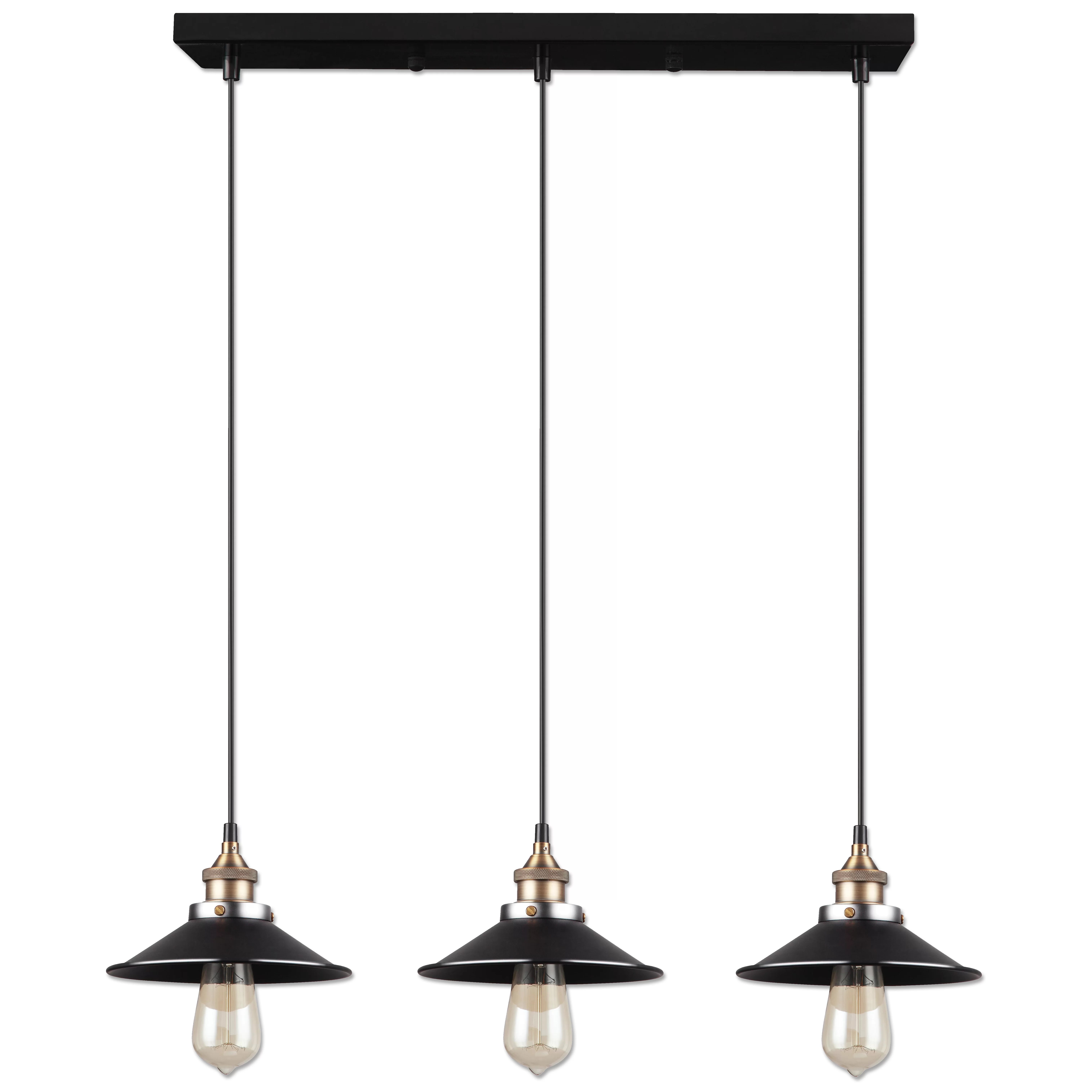 Pendant Island Lights Beldi Ezra 1 Light Kitchen Island Pendant And Reviews