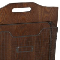 Mercury Row Wall-Mounted Storage Basket & Reviews | Wayfair