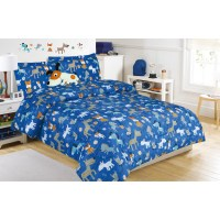 Top 28 - Puppy Comforter Set - girls bedding set puppy ...