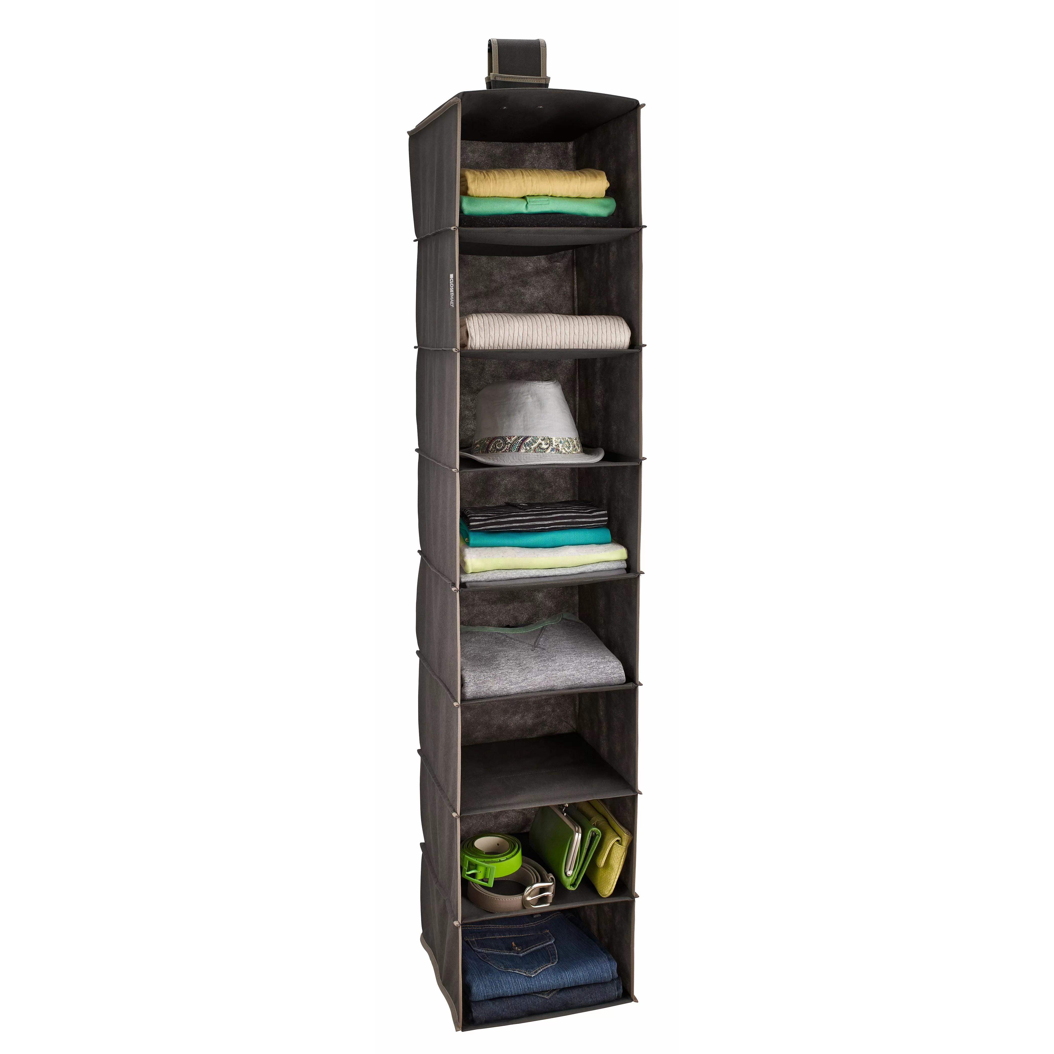 Closetmaid 8 Shelf Closet Hanging Organizer Reviews