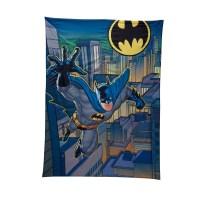 Batman 4 Piece Toddler Bedding Set & Reviews | Wayfair