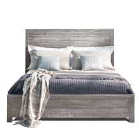 Grain Wood Furniture Montauk Panel Bed & Reviews | Wayfair