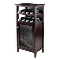Alcott Hill Alta 8 Bottle Floor Wine Cabinet & Reviews ...