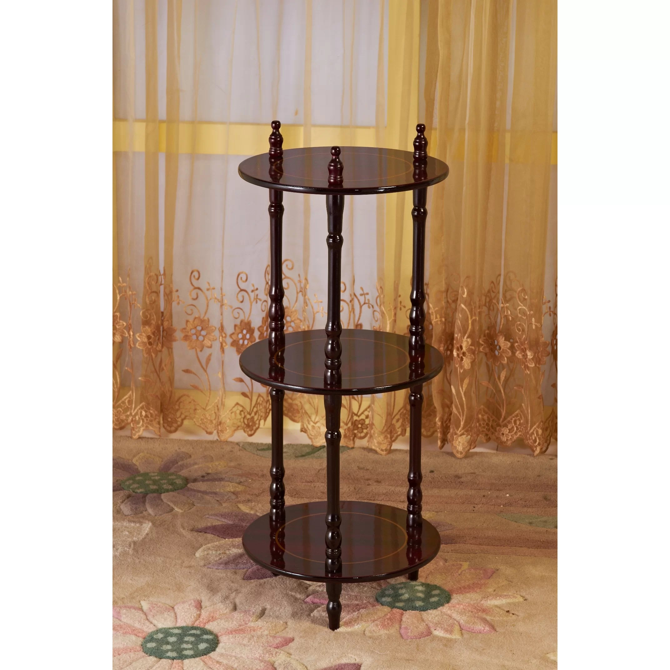 Tiered Plant Holders Charlton Home Stevyn Multi Tiered Plant Stand And Reviews