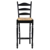 "August Grove Erma 30"" Ladder Back Bar Stool & Reviews ..."