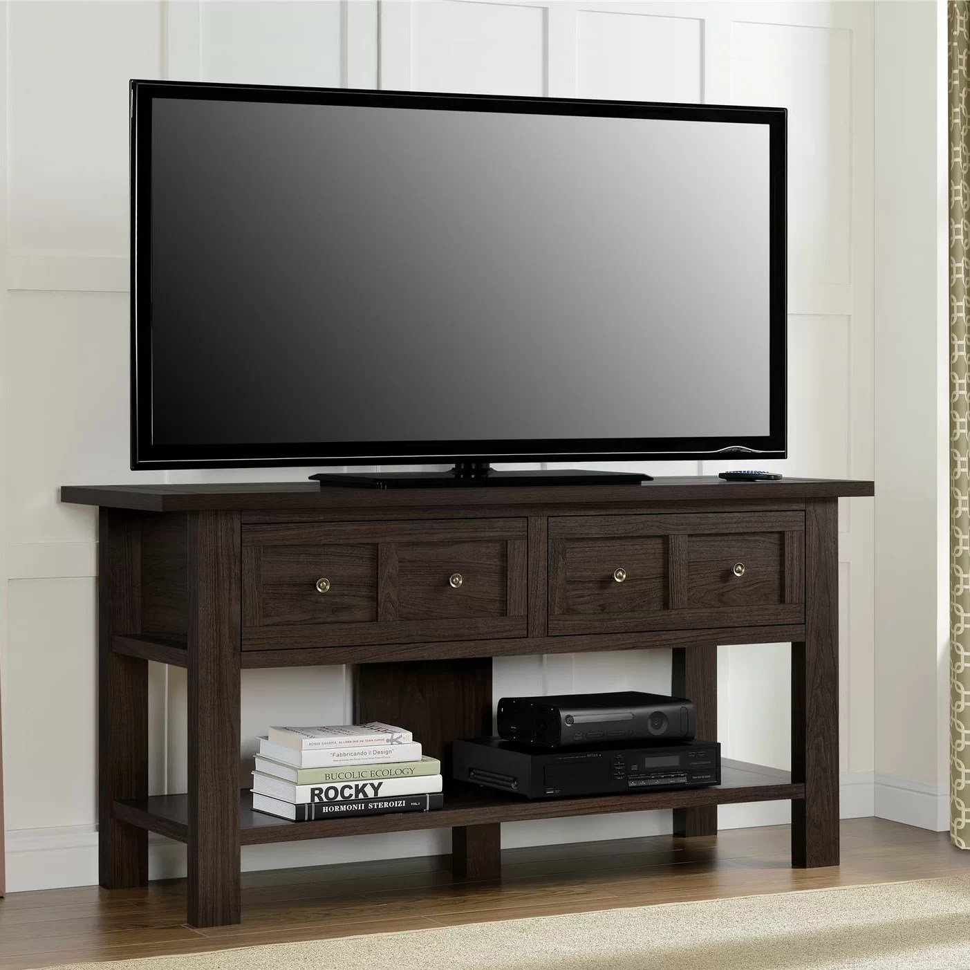 Tv Table August Grove Loanne Tv Stand And Reviews Wayfair