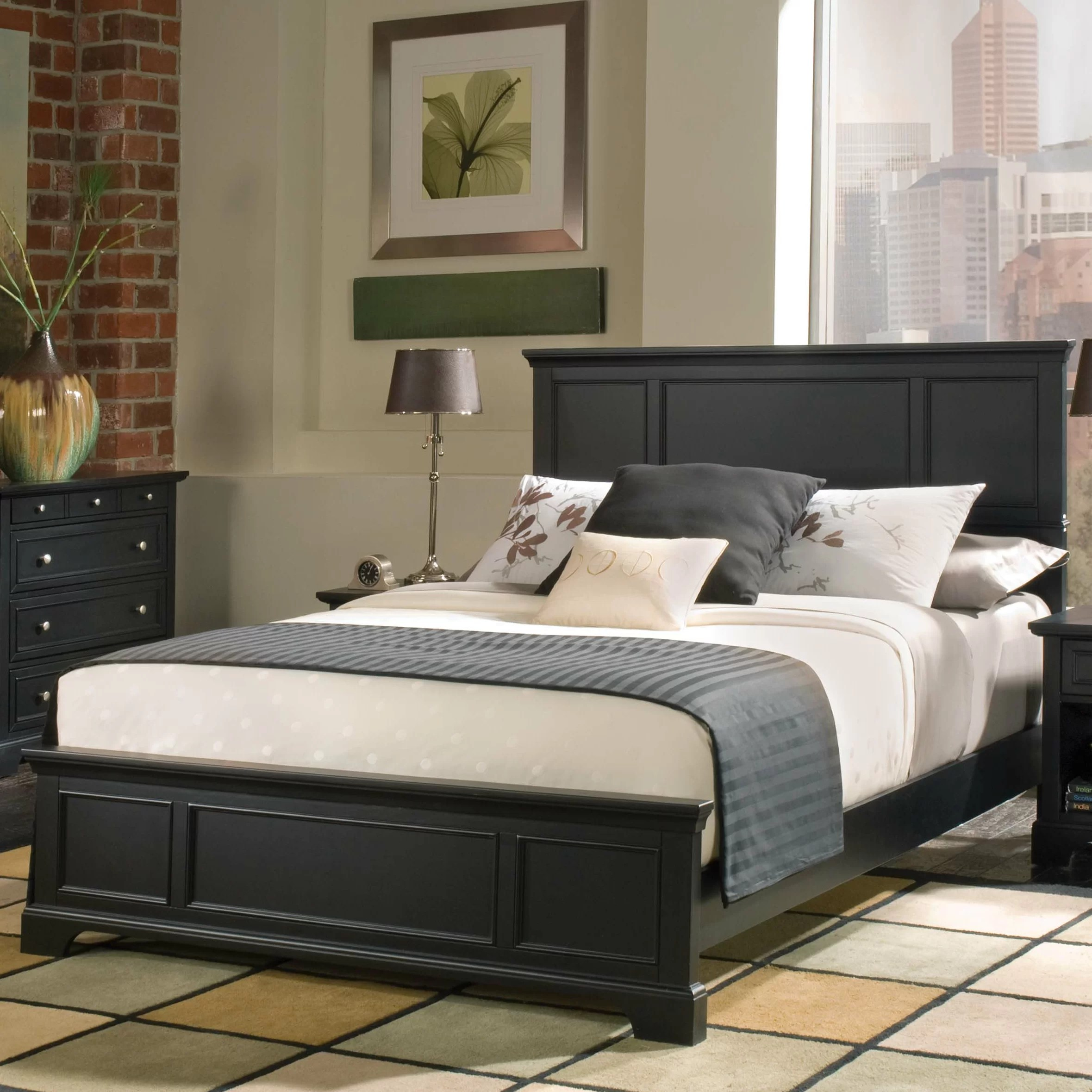 Free Furniture Perth Beachcrest Home Perth Amboy Queen Panel Bed And Reviews