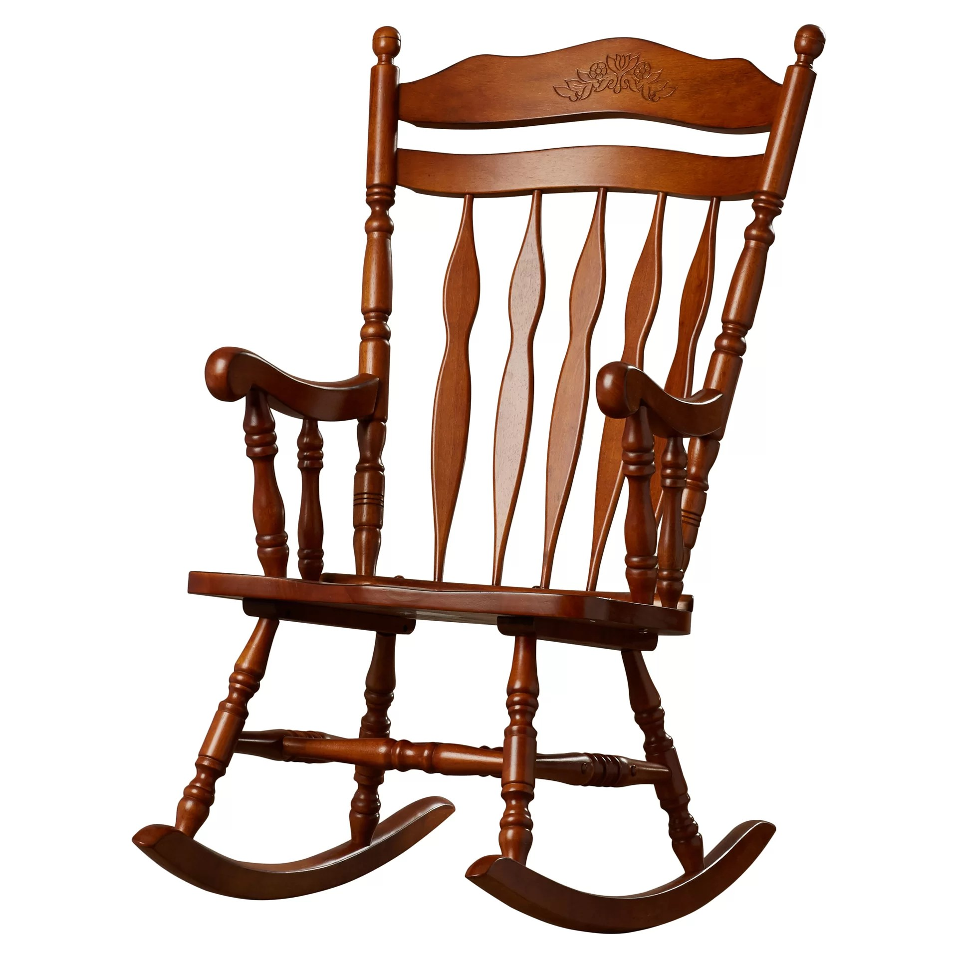 Rocking Chair Question Loon Peak Greenwood Rocking Chair And Reviews Wayfair Ca