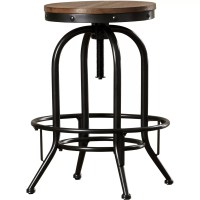 Trent Austin Design Empire Adjustable Height Swivel Bar ...