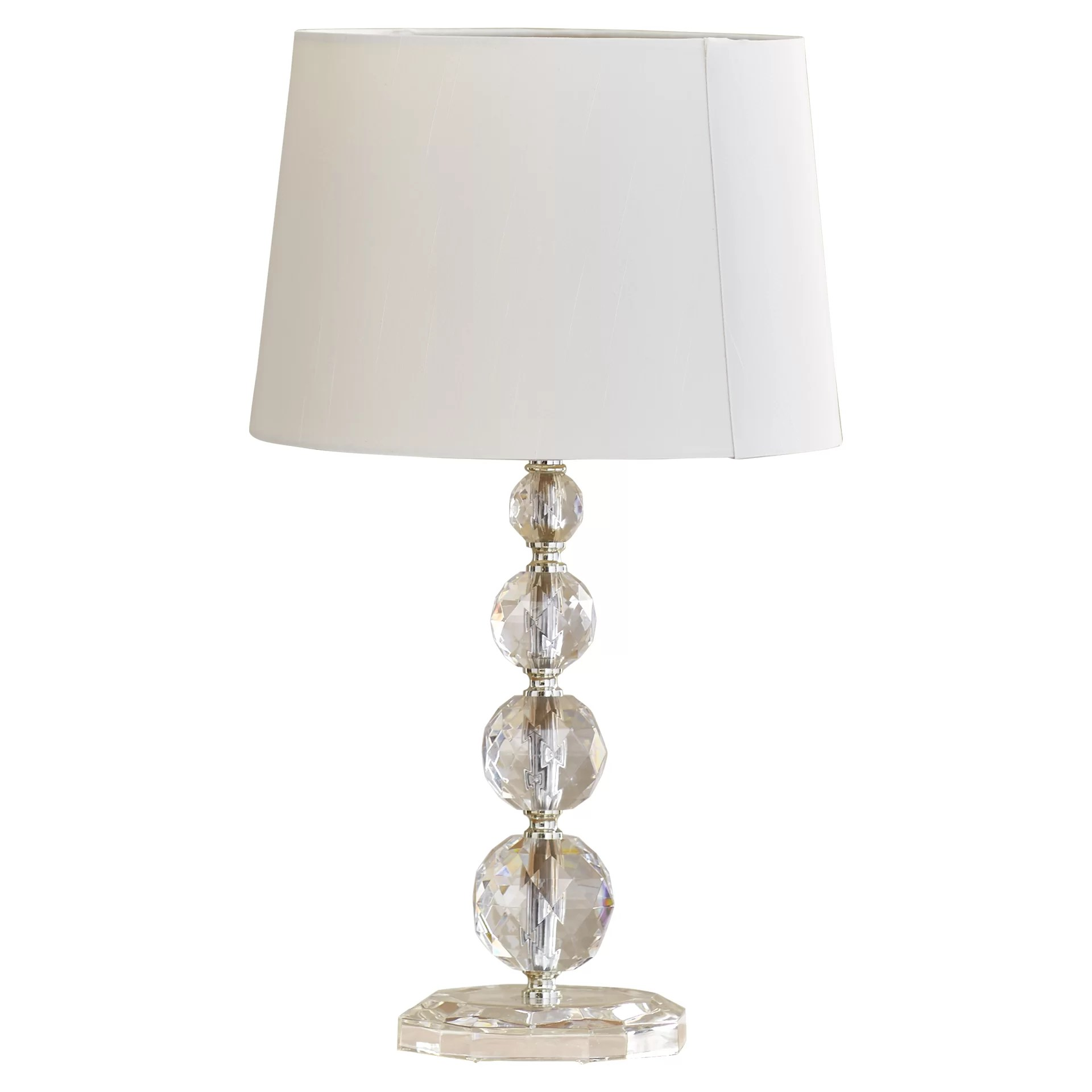 House Table Lamp House Of Hampton Gabriella 20 Quot H Table Lamp And Reviews