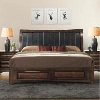 Roundhill Furniture Broval Platform 5 Piece Bedroom Set ...