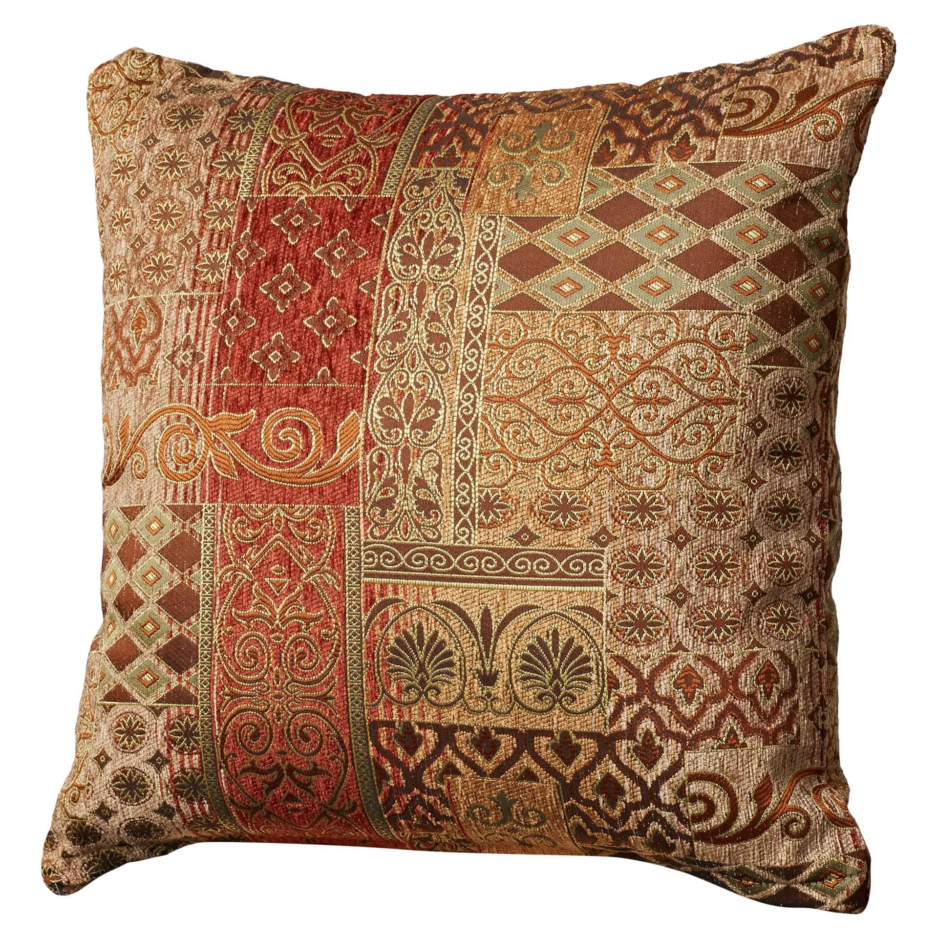 Bungalow Rose Lenzee Throw Pillow & Reviews