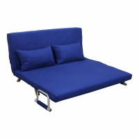 HomCom Folding Futon Sleeper Sofa & Reviews