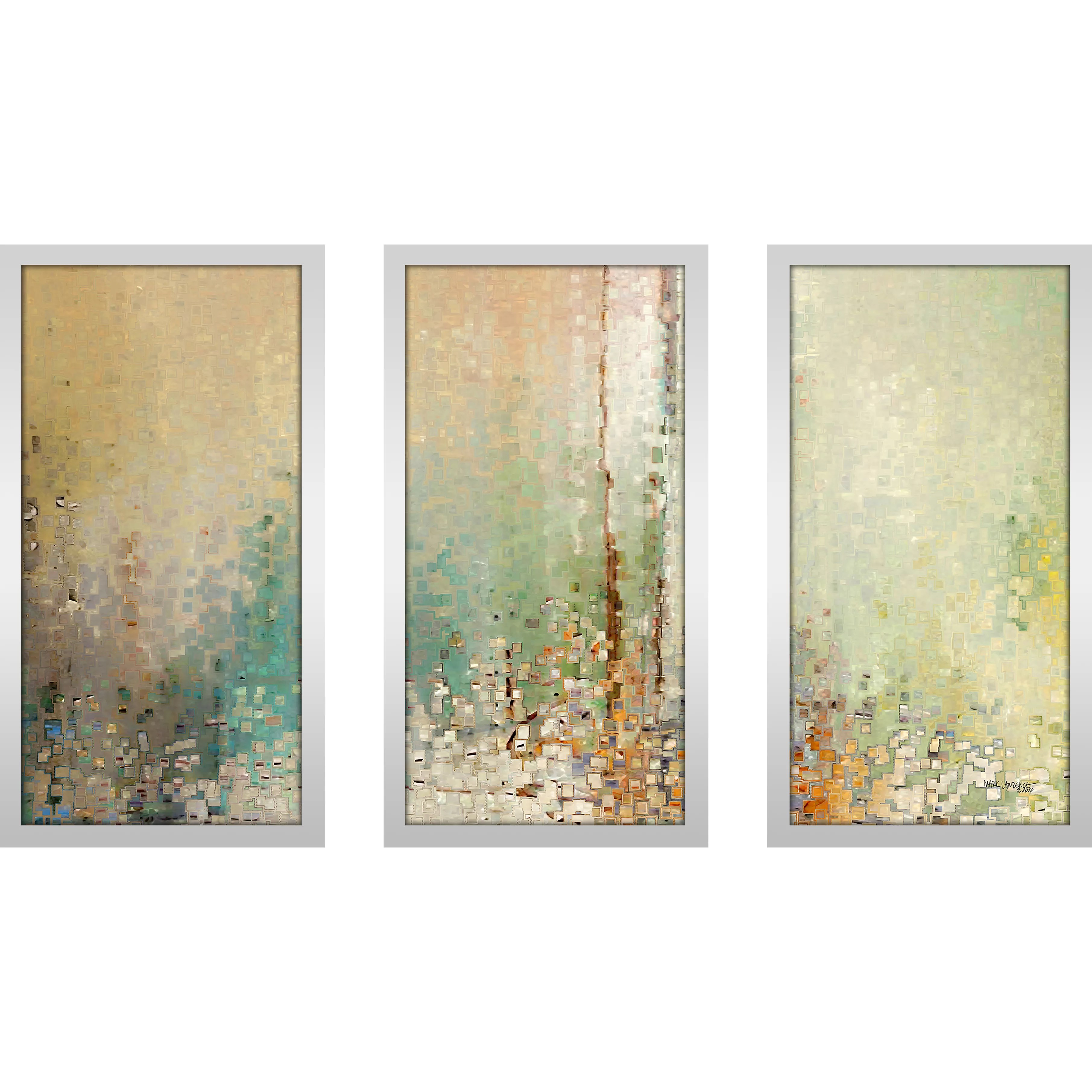 Framed Wall Art Sets Of 3 Pictureperfectinternational Quotjohn 12 32 Max Quot By Mark
