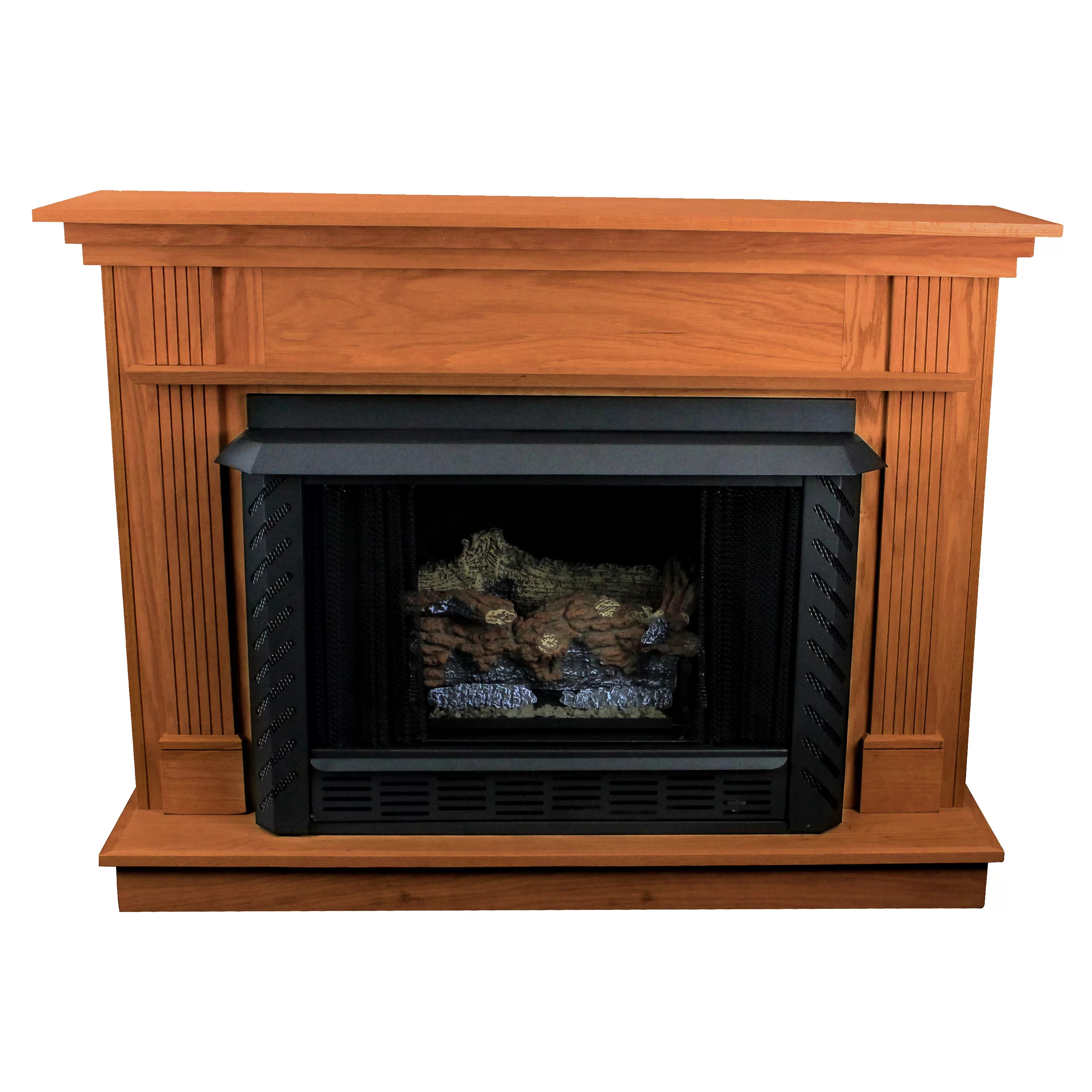 Fireplace Vent Ashley Hearth Vent Free Propane Fireplace Wayfair