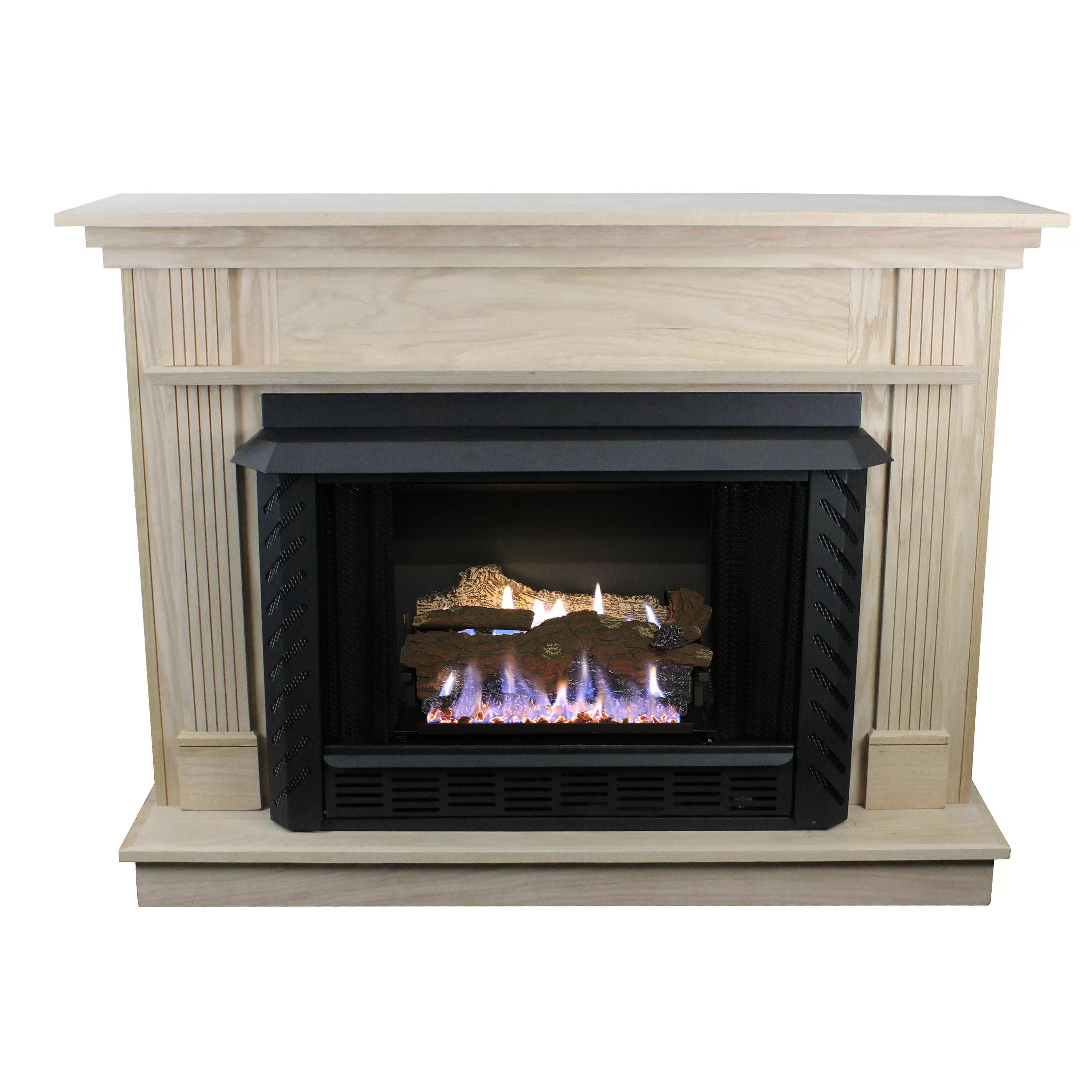 Fireplace Vent Ashley Hearth Vent Free Gas Fireplace Wayfair