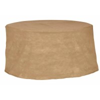 BudgeIndustries Chelsea Round Patio Table Cover | Wayfair