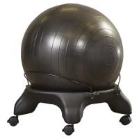 Symple Stuff Exercise Ball Chair & Reviews | Wayfair.ca
