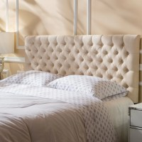 Mercer41 Eudia Queen Upholstered Panel Headboard & Reviews ...