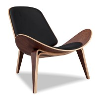 Kardiel Plywood Modern Lounge Chair & Reviews | Wayfair