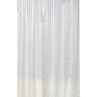 Evideco Vertical Stripes Shower Curtain | Wayfair